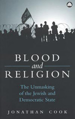 Jonathan Cook: Blood and Religion
