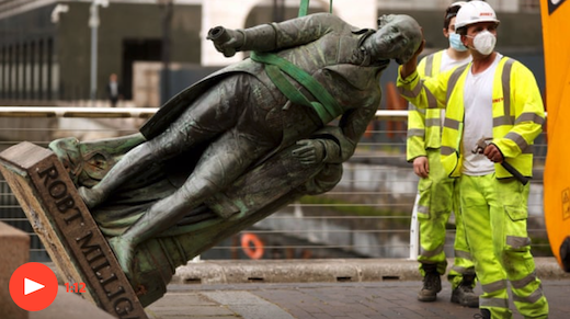 Symbols are Invested with Power. Don't Dismiss the Importance of Toppling a Statue