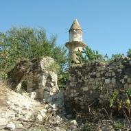 Hittin minaret
