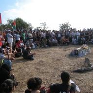 Darwish funeral